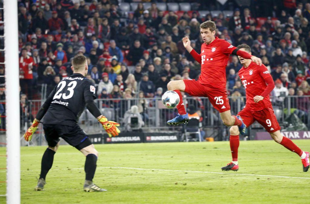 Schalke Gegen Bayern