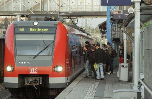 S-Bahn-Ausbau: Kreis fürchtet Folgekosten