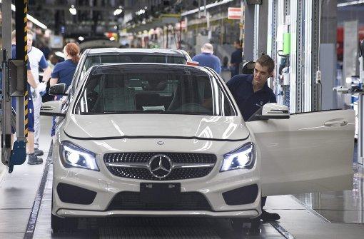 Daimler baut zweites Werk in Ungarn