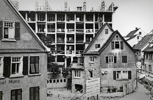 Erste Hochhäuser und Olympia-Silber