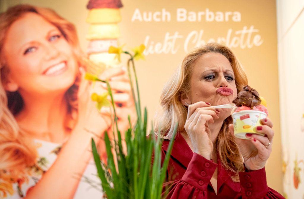 Barbara mann schöneberger von Barbara Schöneberger: