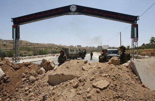 Nahost-Quartett prangert Siedlungsaktivitäten an