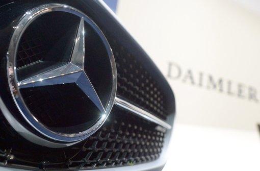 Daimler entwickelt einen neuen Dieselmotor. (Symbolbild) Foto: dpa