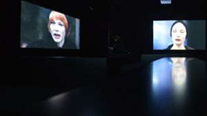 Video-Installation zeigt Cate Blanchett