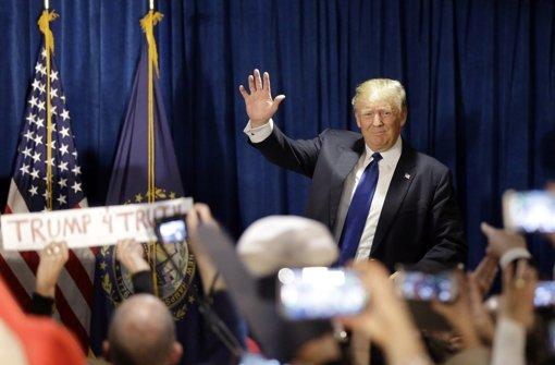 Trump und Sanders triumphieren