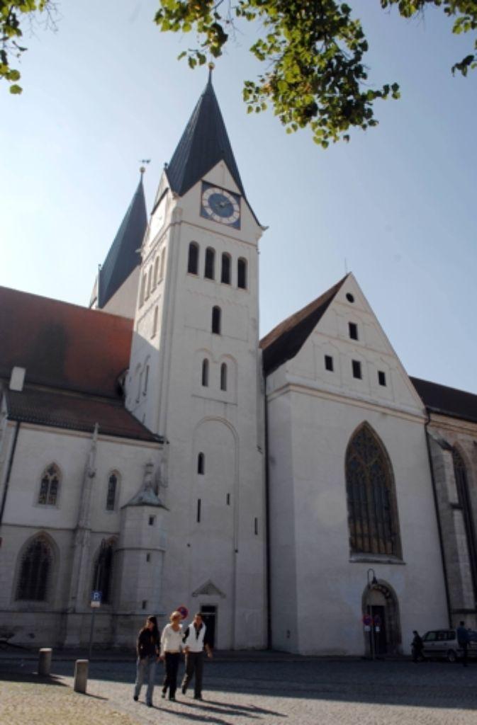 Vermögen Kirche