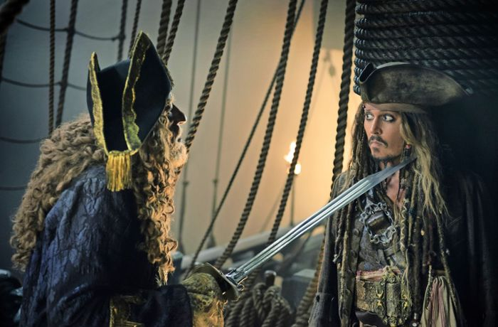 "Kinokritik ""Pirates of the Caribbean: Salazars Rache"": Wirre Seebären und halbe Gespenster"