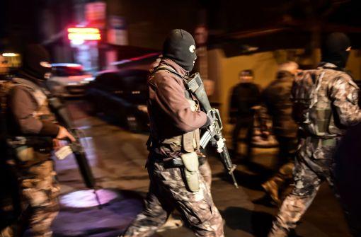 Immer wieder Anschläge in der Türkei