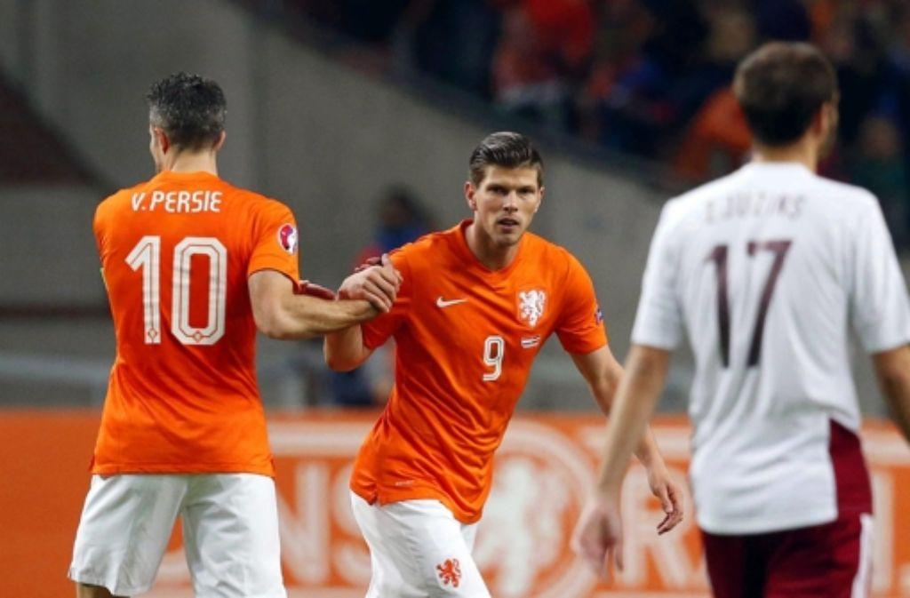 Niederlande Em Qualifikation