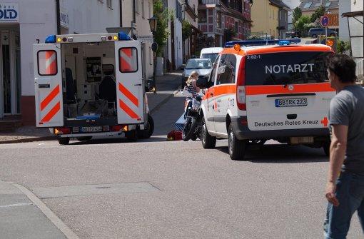 17-Jähriger Leichtkraftradfahrer schwer verletzt