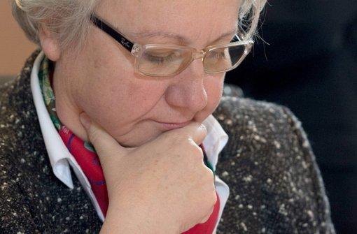 Annette Schavan (CDU) ist nicht mehr Bundesbildungsministerin. Foto: dpa