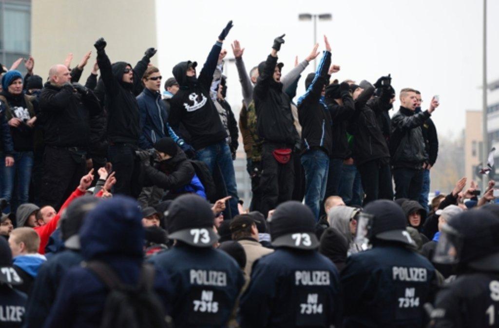 Hooligans Stuttgart