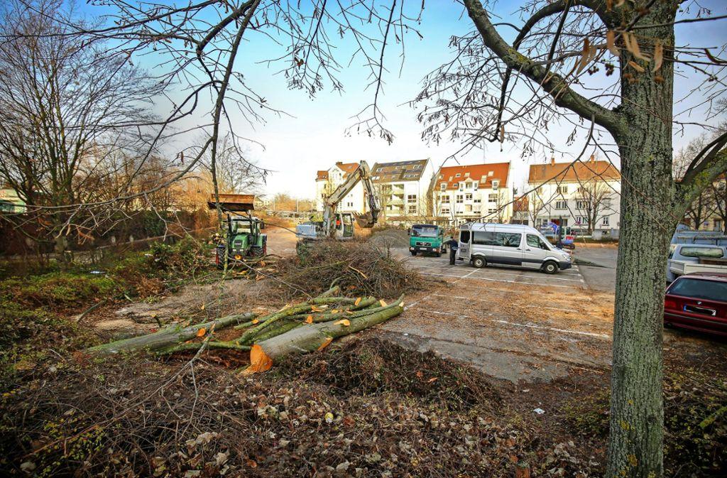 Grossprojekt In Der Nahe Des Bahnhofs Ludwigsburg Bauen Ohne