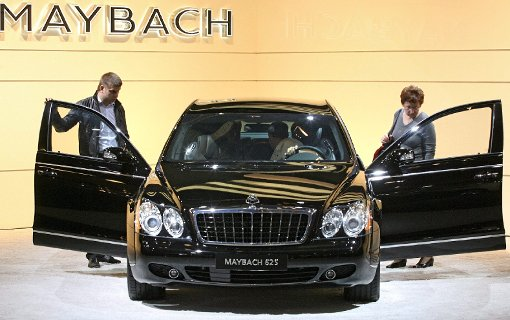 luxusmarke von mercedes daimler k sst maybach wieder wach. Black Bedroom Furniture Sets. Home Design Ideas