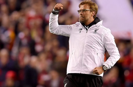 Klopp steht mit Liverpool im Endspiel