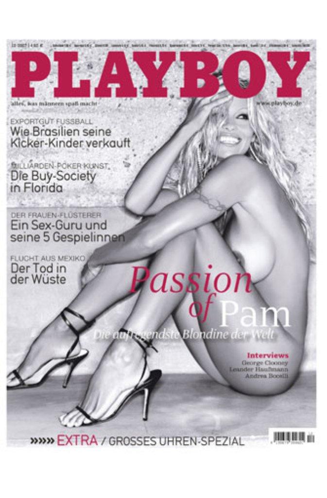Im playboy christina plate nackt Brigitte Bardot