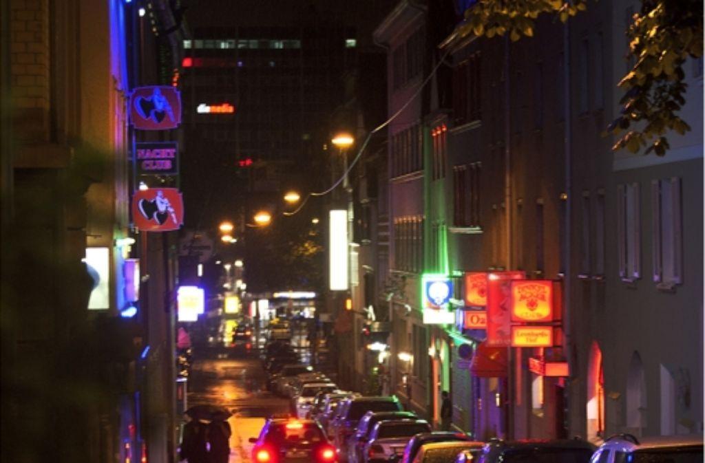 Leonhardsviertel: Eckert will kein Rotlicht mehr in seinen