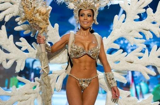 Jennifer Andrade (Miss Honduras) Foto: Miss Universe Organization
