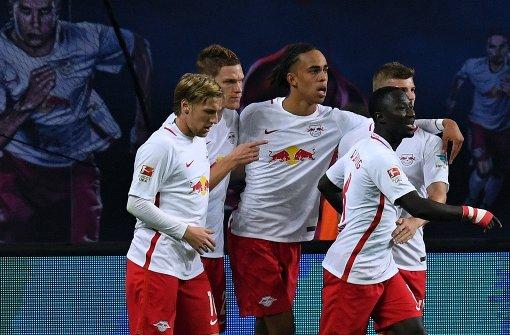 Leipzigs Debütanten wirbeln sich zum Rekord