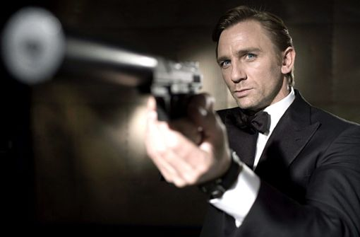 "Daniel Craig als James Bond in ""Casino Royale"" Foto: dpa"