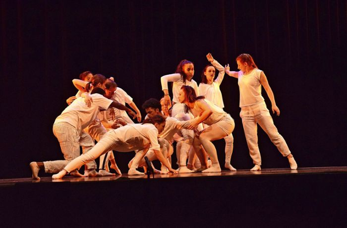 "New York City Dance School in Feuerbach: ""Dancing Feet"" im Theaterhaus"