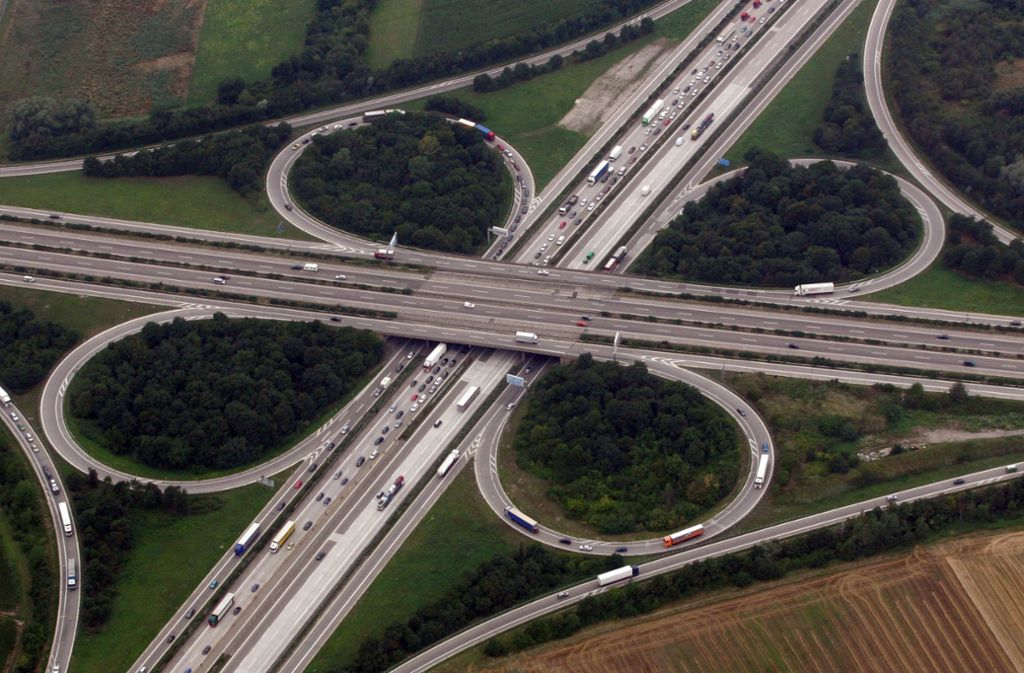 Autobahn Kilometer
