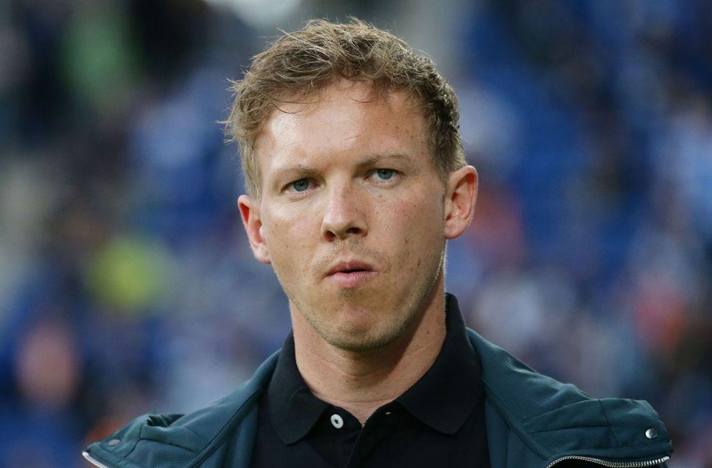 Hoffenheim coach Julian Nagelsmann plots to undo idol Pep ...  |Julian Nagelsmann