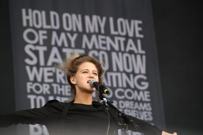 Southside 2012: Selah Sue und Royal Republic