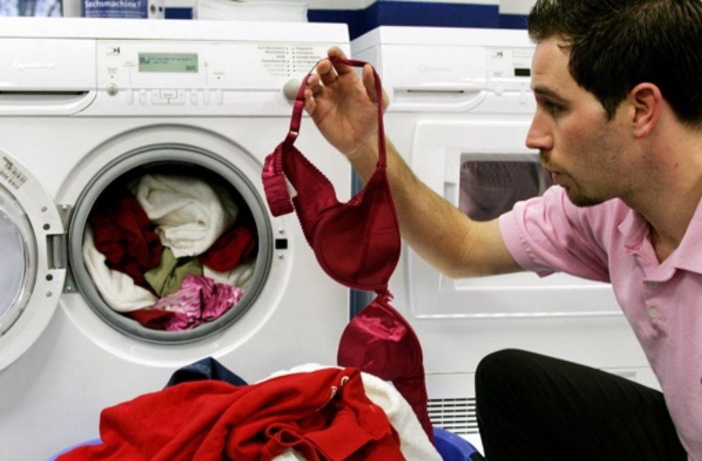 Tipps Zum Richtigen Waschen Volles Programm Bei Der Waschmaschine