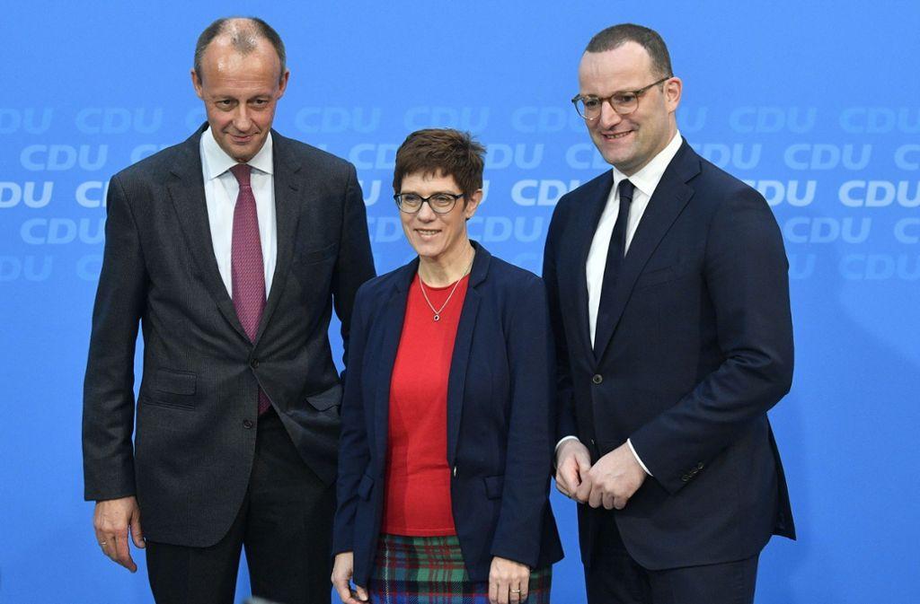 Wer Wird Nachfolger Von Angela Merkel So Lauft Die Wahl Des Cdu Vorsitzenden Politik Stuttgarter Nachrichten