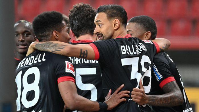 Nachrichten Leverkusen Aktuell