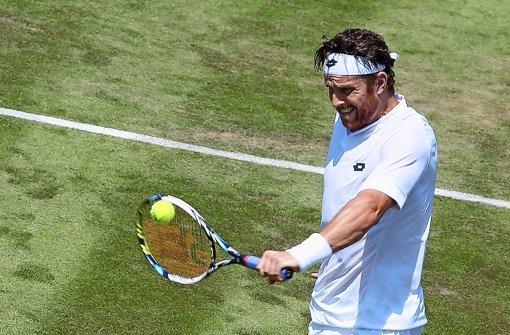 Mit LeoVegas einen Mercedes beim Tennis gewinnen