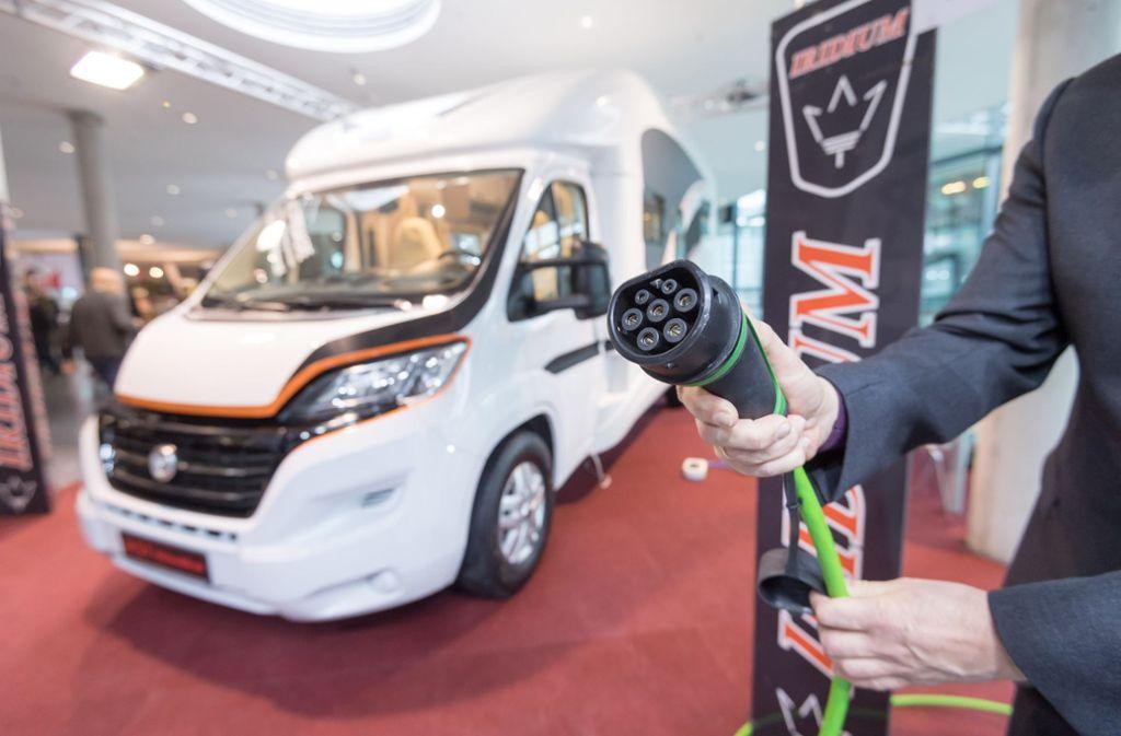 Fahrverbote In Stuttgart Wohnmobil Hersteller Testen Alternativen