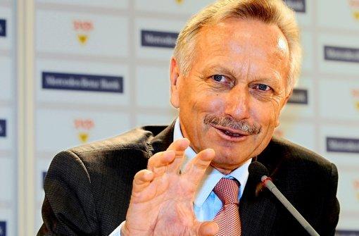 Dr. Joachim Schmidt ist mit sofortiger Wirkung der neue Aufsichtsratsvorsitzende beim VfB Stuttgart. Das gab der Bundesligist am Dienstag bekannt. Foto: Pressefoto Baumann