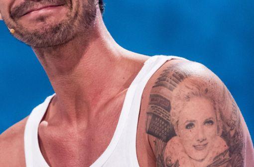 Kolumne Stuttgarter Tattootrager Fuhlen Mit Was Wird Aus Dem Helene Tattoo Von Florian Silbereisen Stuttgart Stuttgarter Nachrichten