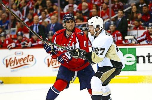 Showdown der Superstars des Eishockeys