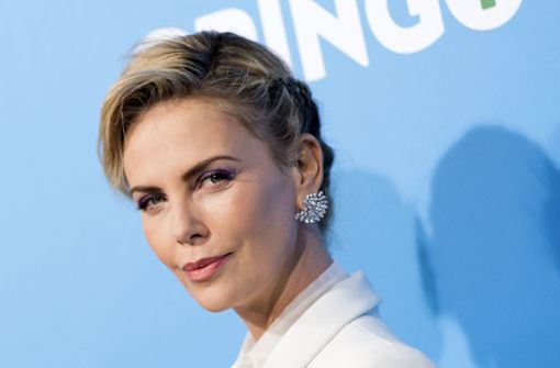 In Kalifornien, wo Charlize Theron lebt, ist Marihuana legal. Foto: AFP