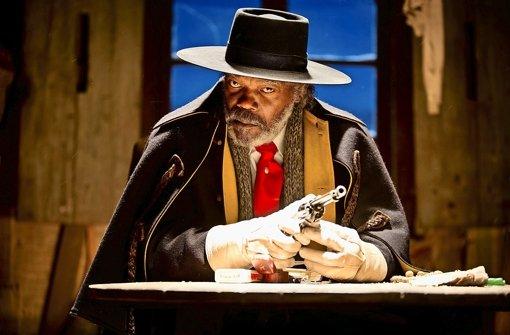 Läuft wieder zu großer Form auf, am Ende aber ein wenig ins Leere: Quentin Tarantinos  langjähriger Mitstreiter Samuel L. Jackson Foto: Universum