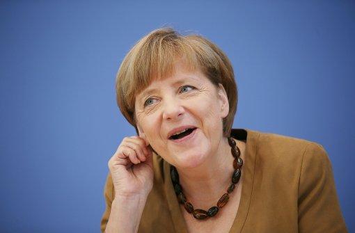 Merkel zieht überraschend Sommerpressekonferenz vor