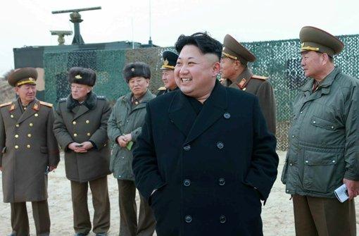 Nordkorea brüskiert Weltgemeinschaft