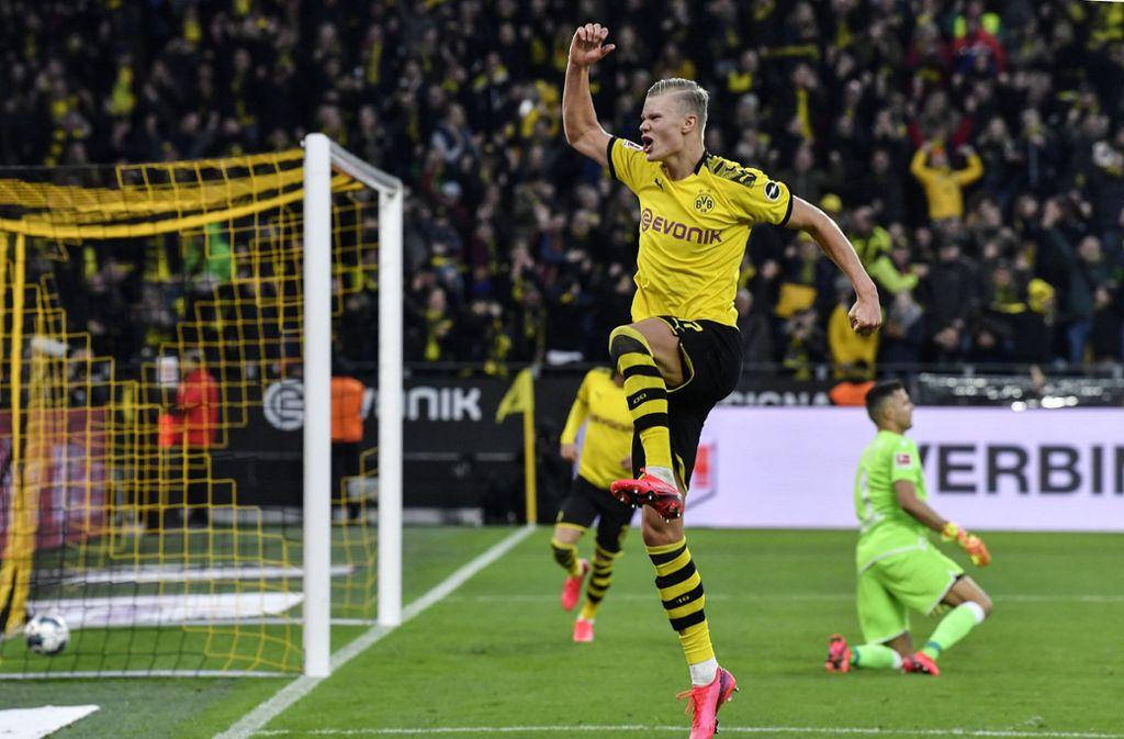 Ergebniss Bayern Dortmund