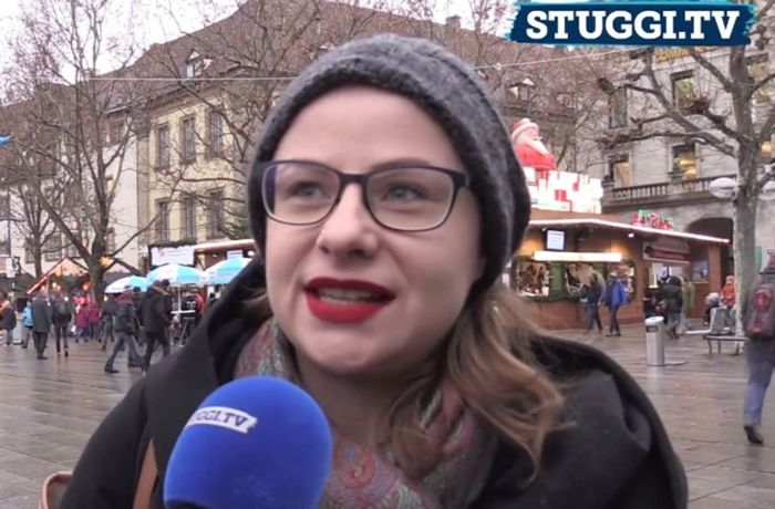 Video-Umfrage in Stuttgart: An Heiligabend in den Club?