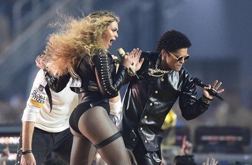 Bonbonbuntes Familienprogramm mit Beyoncé
