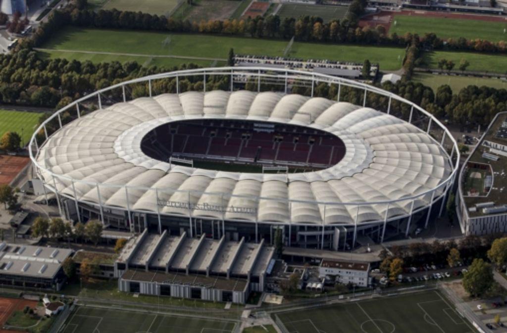 Mercedes-Benz-Arena in Stuttgart: Gegentribüne bekommt ...