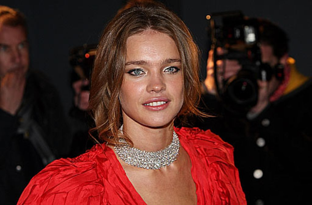 Gastgeberin Natalia Vodianova  Foto: Getty Images for De Beer