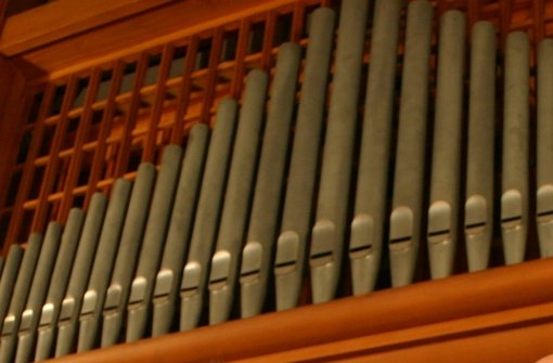 Kantor spielt Bachs Toccata rückwärts