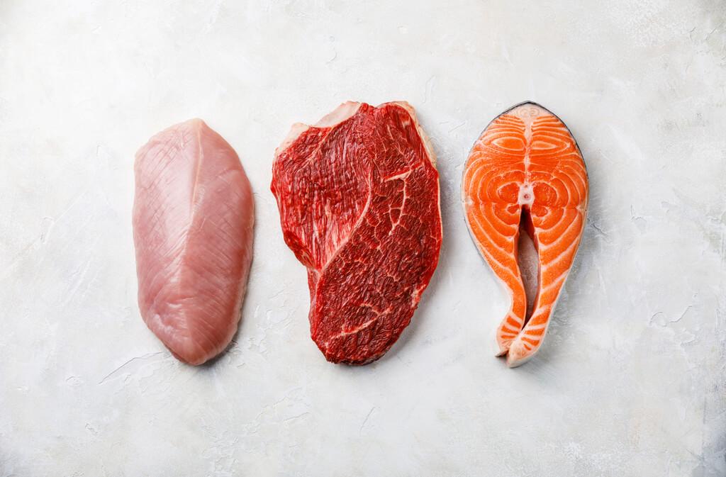 Wie man Fisch isst, um Gewicht zu verlieren