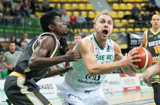 Wieder knappe Niederlage für Riesen Ludwigsburg