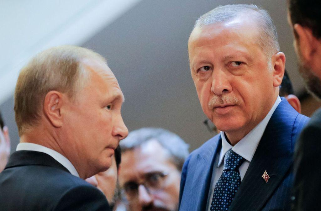 Syrien Und Russland