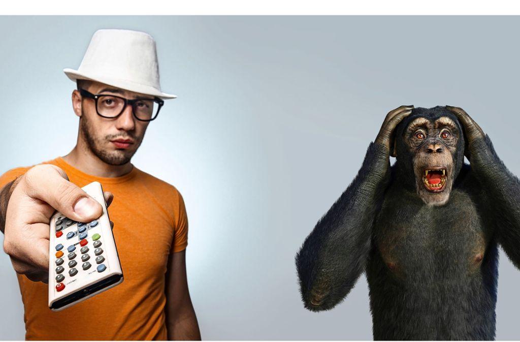 Laien helfen bei Forschungsprojekt - Jeder Affe zählt - Stuttgarter Nachrichten
